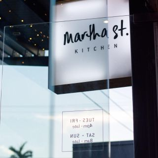 A photo of Martha Street Kitchen restaurant
