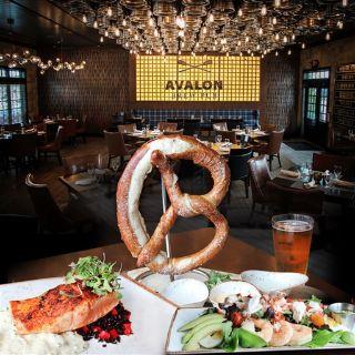 A photo of The Avalon Brew Pub restaurant