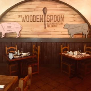 A photo of Wooden Spoon Saloon restaurant