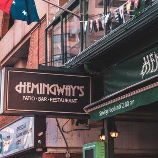 A photo of Hemingway's restaurant