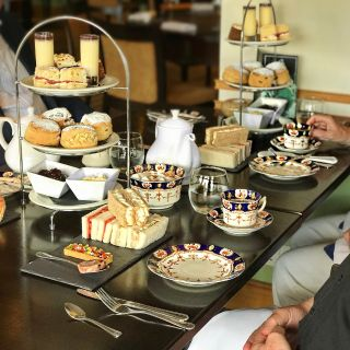 Afternoon Tea @Bicester Hotel Golf and Spa