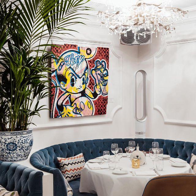 Bagatelle London Restaurant London Opentable