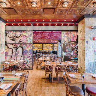 A photo of Tico- DC restaurant