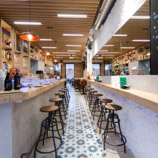 Una foto del restaurante Verdi Dinou -Cervecería