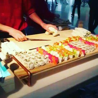 A photo of Yooshi Sushi restaurant