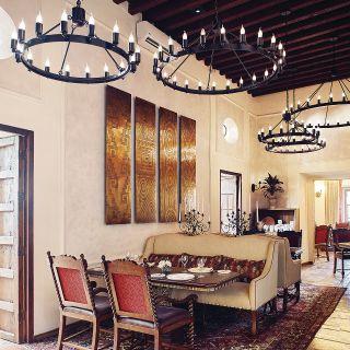 Una foto del restaurante Andanza - Belmond Casa de Sierra Nevada
