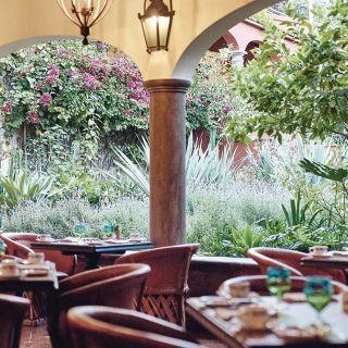 Una foto del restaurante Restaurante del Parque - Belmond Casa de Sierra Nevada