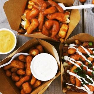 Montreal Hotdogs Poutine & Fries