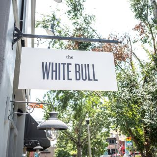 A photo of White Bull restaurant