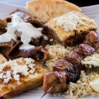 A photo of Atheneos Greek Village Cafe restaurant