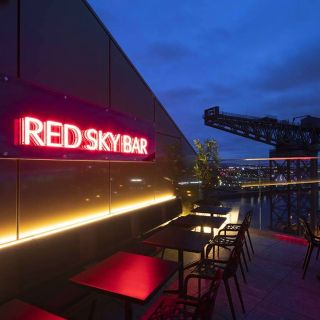 A photo of Sky Bar - Radisson Red restaurant