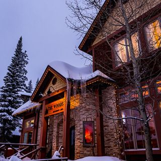 A photo of The Woods at Big White Ski Resort restaurant
