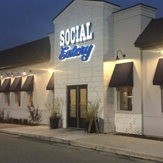 A photo of Social Eatery Winston Churchill restaurant