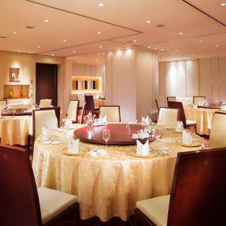 中国料理「花梨」(かりん)- ANA インターコンチネンタルホテル東京