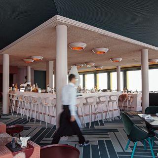 Foto del ristorante White Marmot Restaurant & Bar