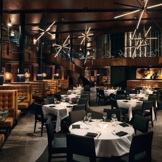 A photo of Del Frisco's Double Eagle Steakhouse - Atlanta restaurant