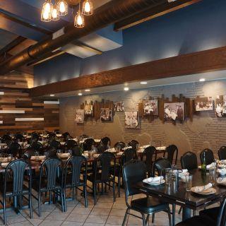 A photo of Mattone restaurant