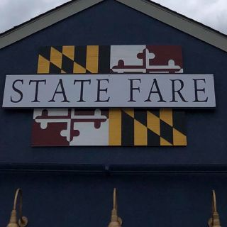 A photo of State Fare restaurant