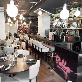 A photo of Babbo restaurant restaurant