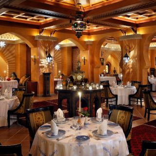 A photo of Tagine - One&Only Royal Mirage restaurant