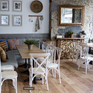 A photo of La Casa - Dalry Road restaurant