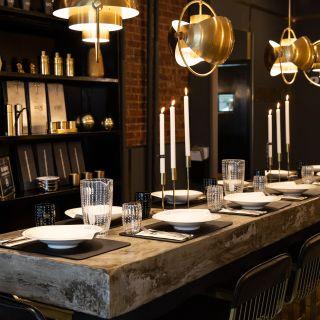 A photo of Sola Lab restaurant
