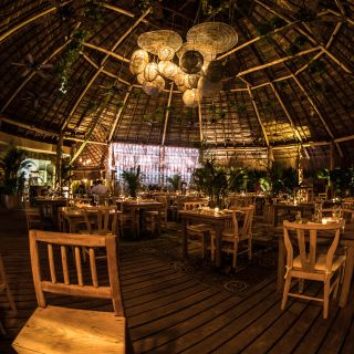 A photo of Beso Tulum restaurant