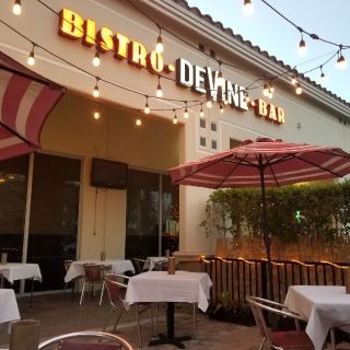 A photo of Devine Bistro restaurant