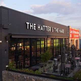 A photo of The Hatter and the Hare restaurant