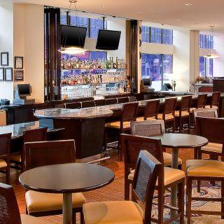 A photo of Sheraton Grand - Morgan's and Public Market Bar restaurant