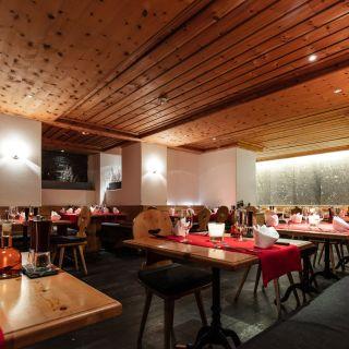 Foto del ristorante Pizzeria Caruso - Hotel Laudinella