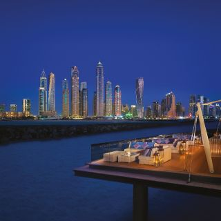 A photo of 101 Dining Lounge and Marina  - One&Only The Palm restaurant