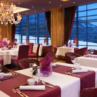 Sra Bua - Kempinski Hotel das Tirol