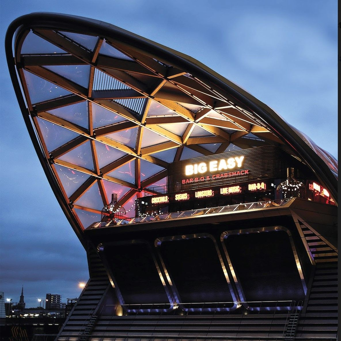 Big Easy Canary Wharf Restaurant London Opentable