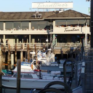 A photo of Tarantino's restaurant
