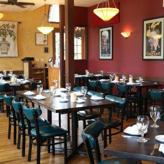 A photo of Victor's Italian Restaurant restaurant