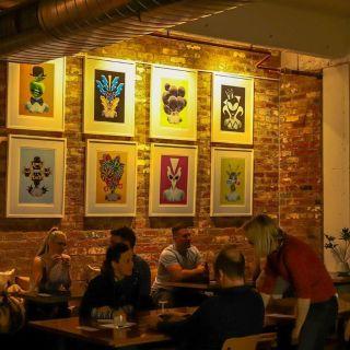 A photo of Apollo Cafe restaurant