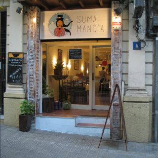 A photo of Suma Manq'a restaurant
