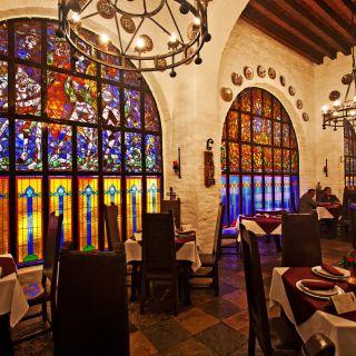 A photo of Meson Del Cid restaurant