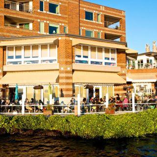A photo of Beach Cafe restaurant
