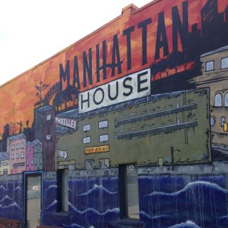 A photo of Manhattan House restaurant