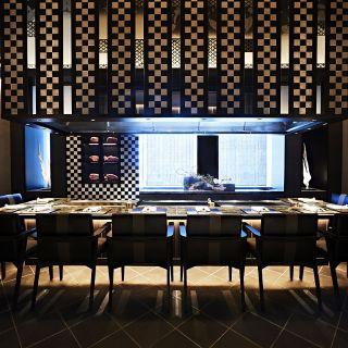 鉄板焼レストラン 和城 - セントレジスホテル大阪