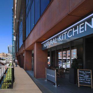 The Natural Kitchen St Katharine Docks