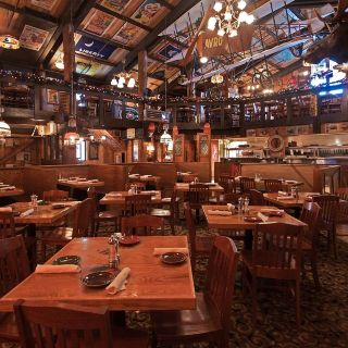 A photo of Mangy Moose Restaurant and Saloon restaurant
