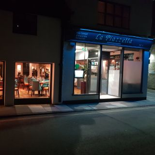 A photo of La Piazzetta Midhurst restaurant