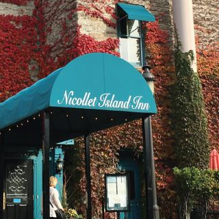 A photo of Nicollet Island Inn restaurant