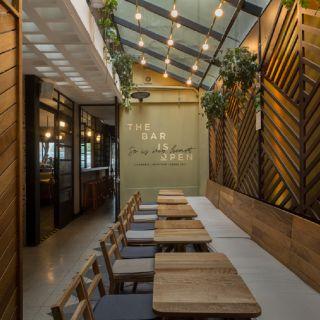 Una foto del restaurante Licoreria Limantour - Roma