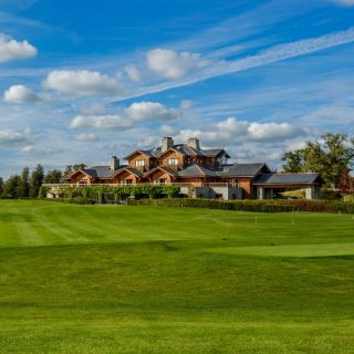 Clubhouse at Luttrellstown Castle Resort