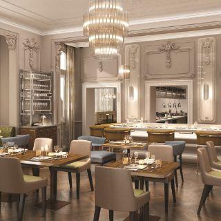 A photo of Adam Handling Chelsea Restaurant restaurant