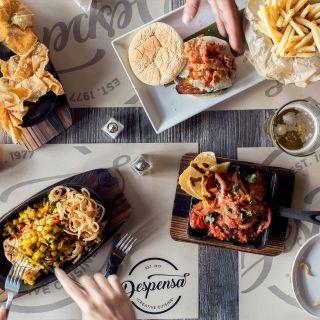 A photo of Despensa Creative Cuisine restaurant